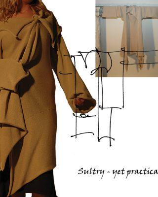 Pandora Long Coat
