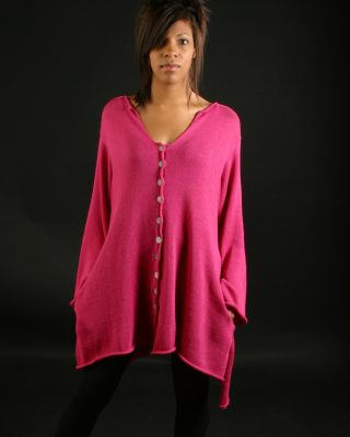 Flattering Longline Dress : Jacket.jpg