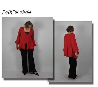 Remake Your Favourite Claire Ruffle Flow Sweater