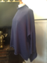 Stand up polo neck sweater