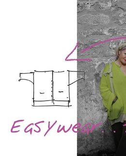 """Easy Wear"" Volume Jacket"